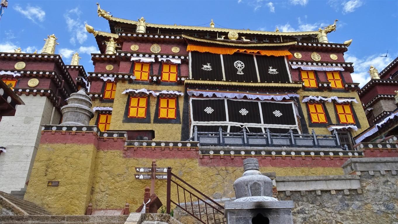 Monastère Shangri la 11