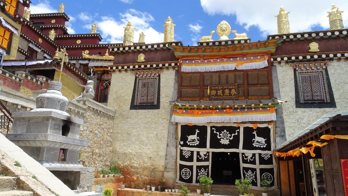 Monastère Shangri la 12
