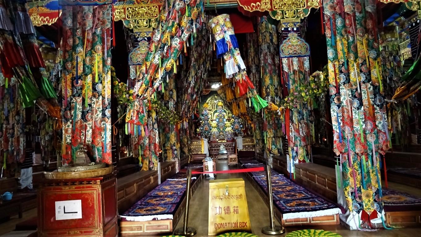 Monastère Shangri la 13