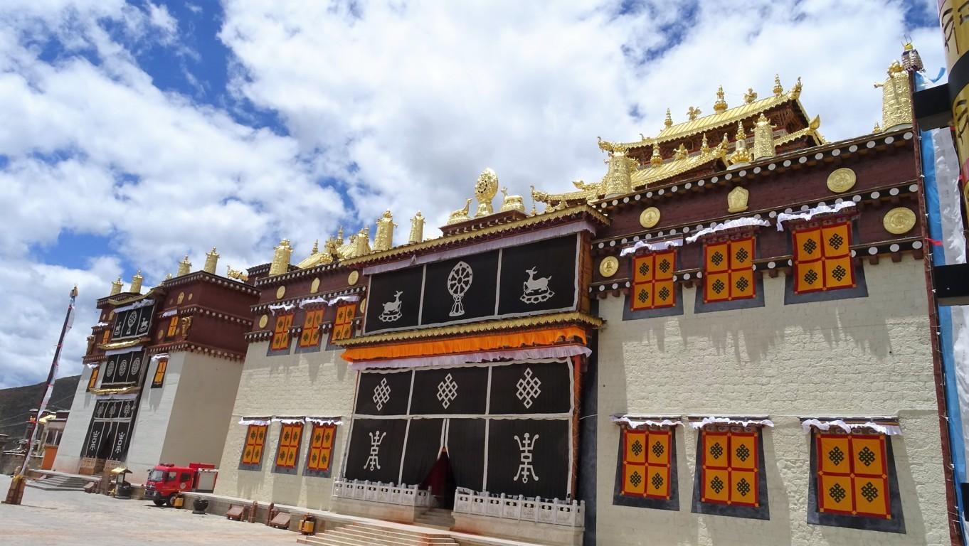 Monastère Shangri la 15