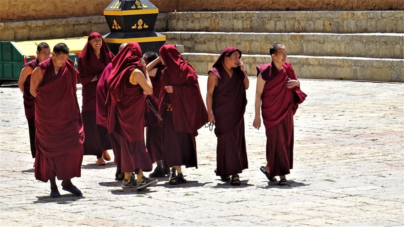 Monastère Shangri la 7