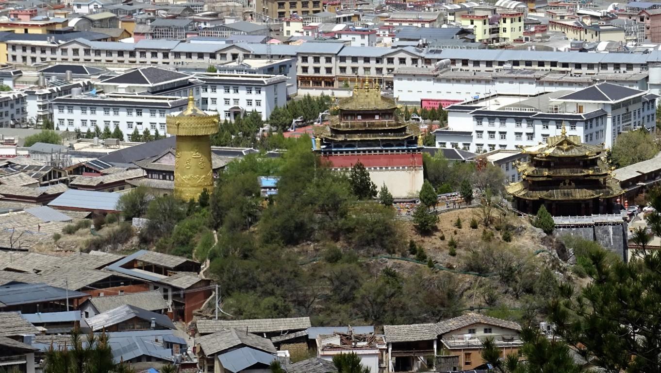Temple aux 100 poulets 2