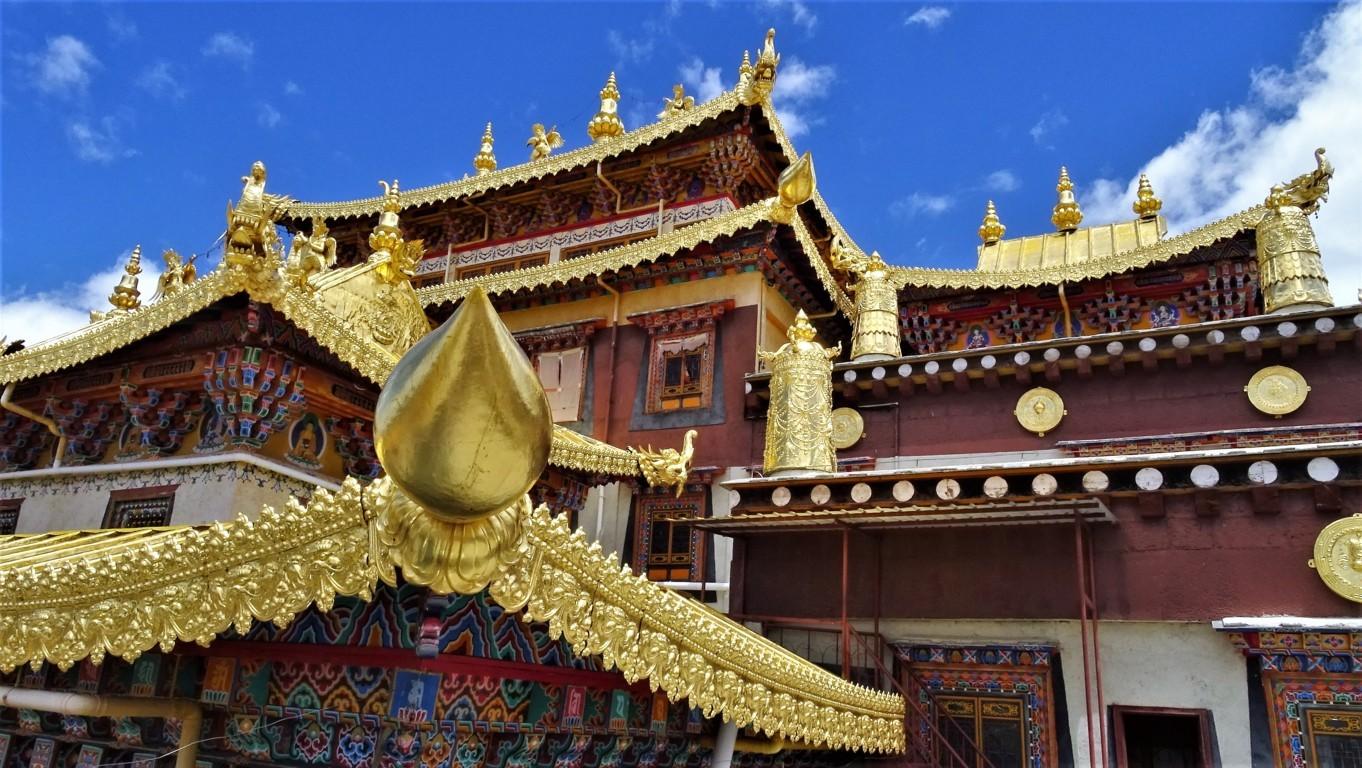 Toit monastère 1