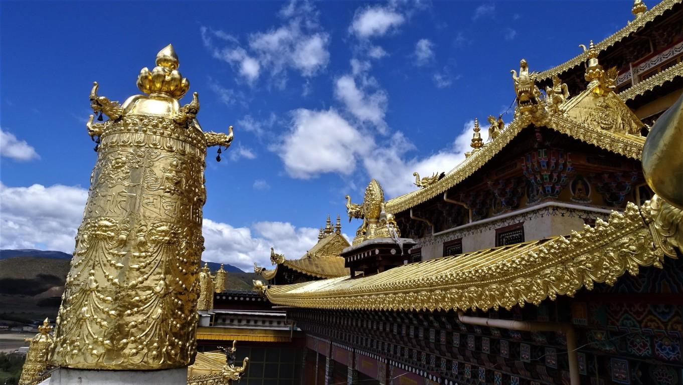 Toit monastère 2