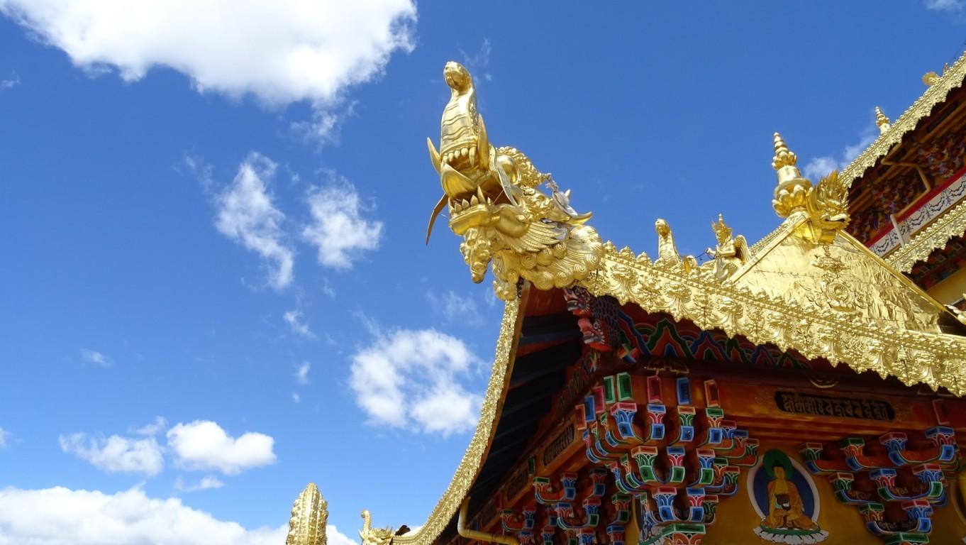 Toit monastère 5