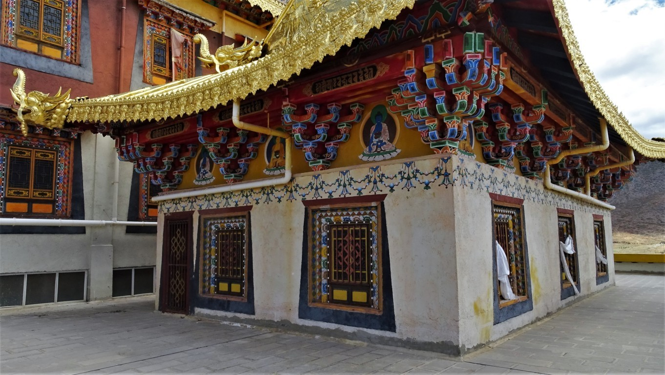 Toit monastère 6