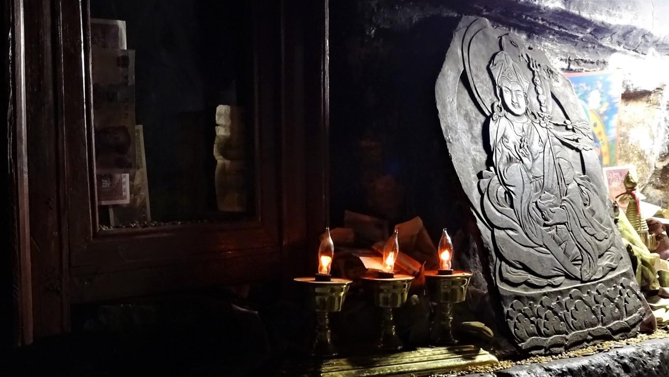 Ancien monastère Rongbuk 1