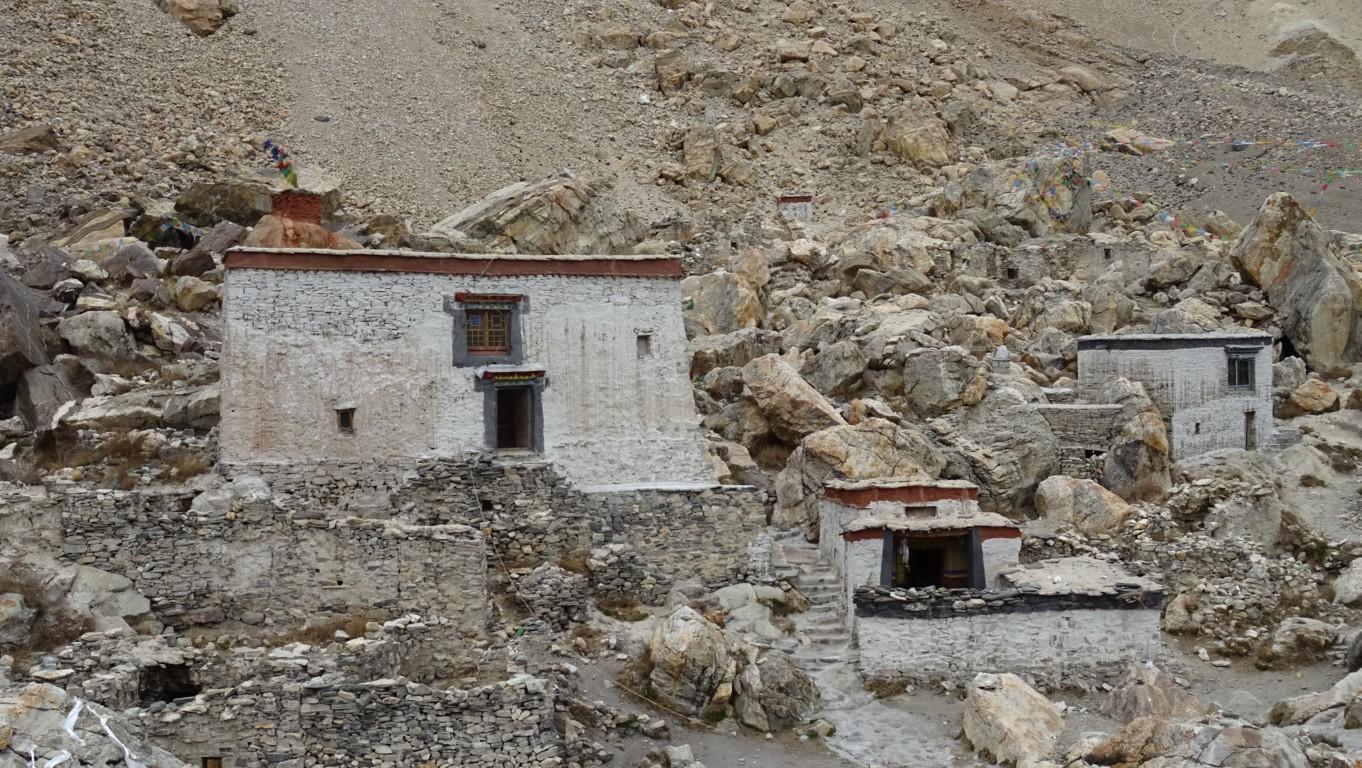 Ancien monastère Rongbuk 3