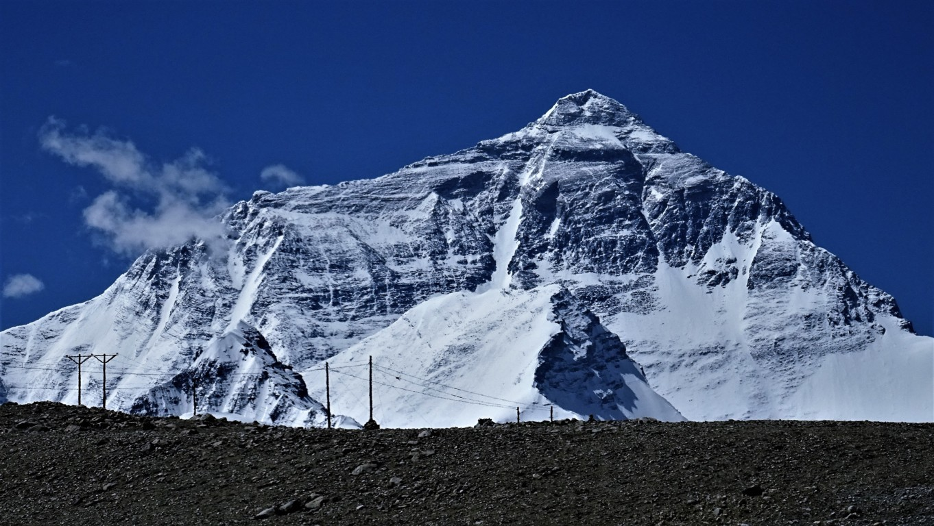 Camp de base Everest 1