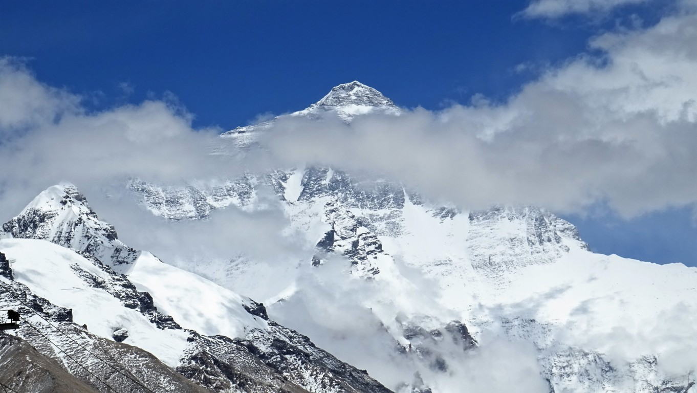 Camp de base Everest 10