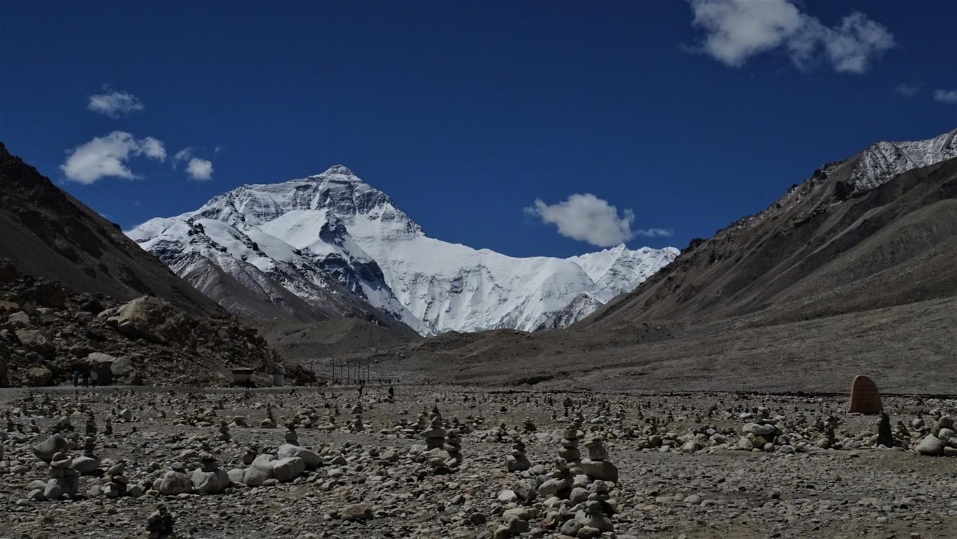 Camp de base Everest 3