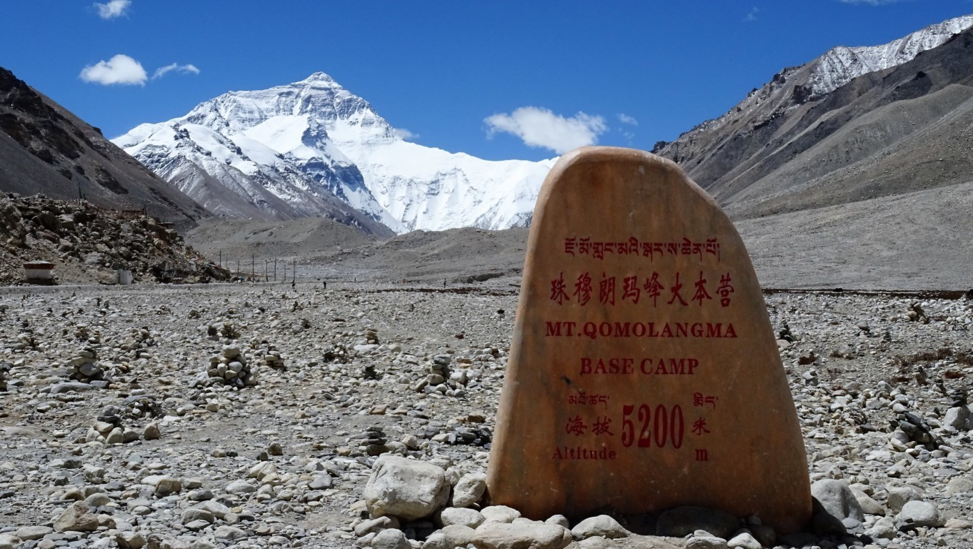 Camp de base Everest 4
