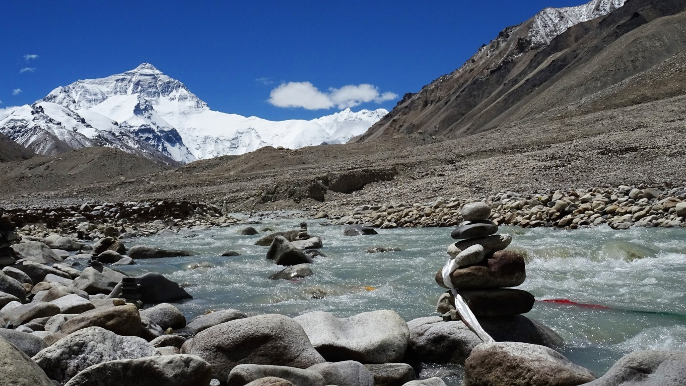Camp de base Everest 5