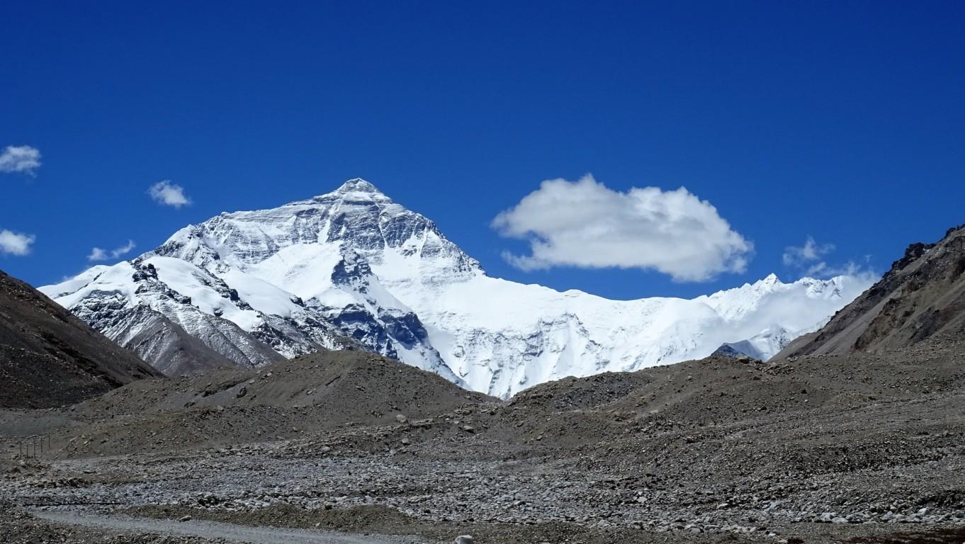 Camp de base Everest 6