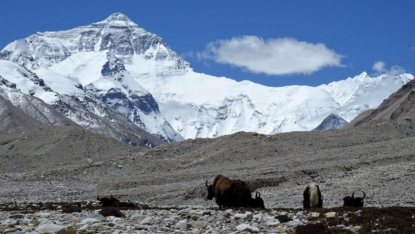 Camp de base Everest 7