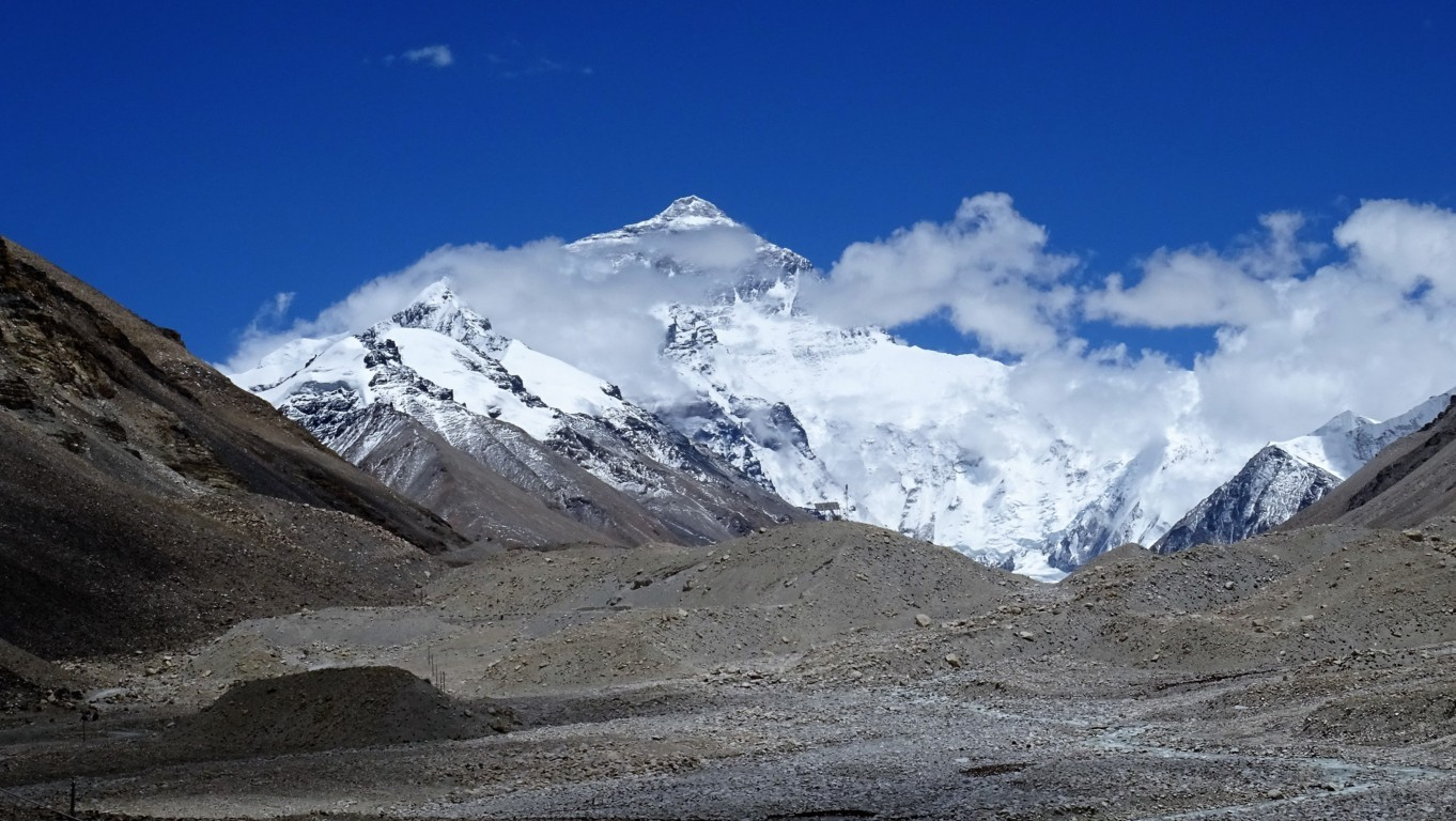 Camp de base Everest 8