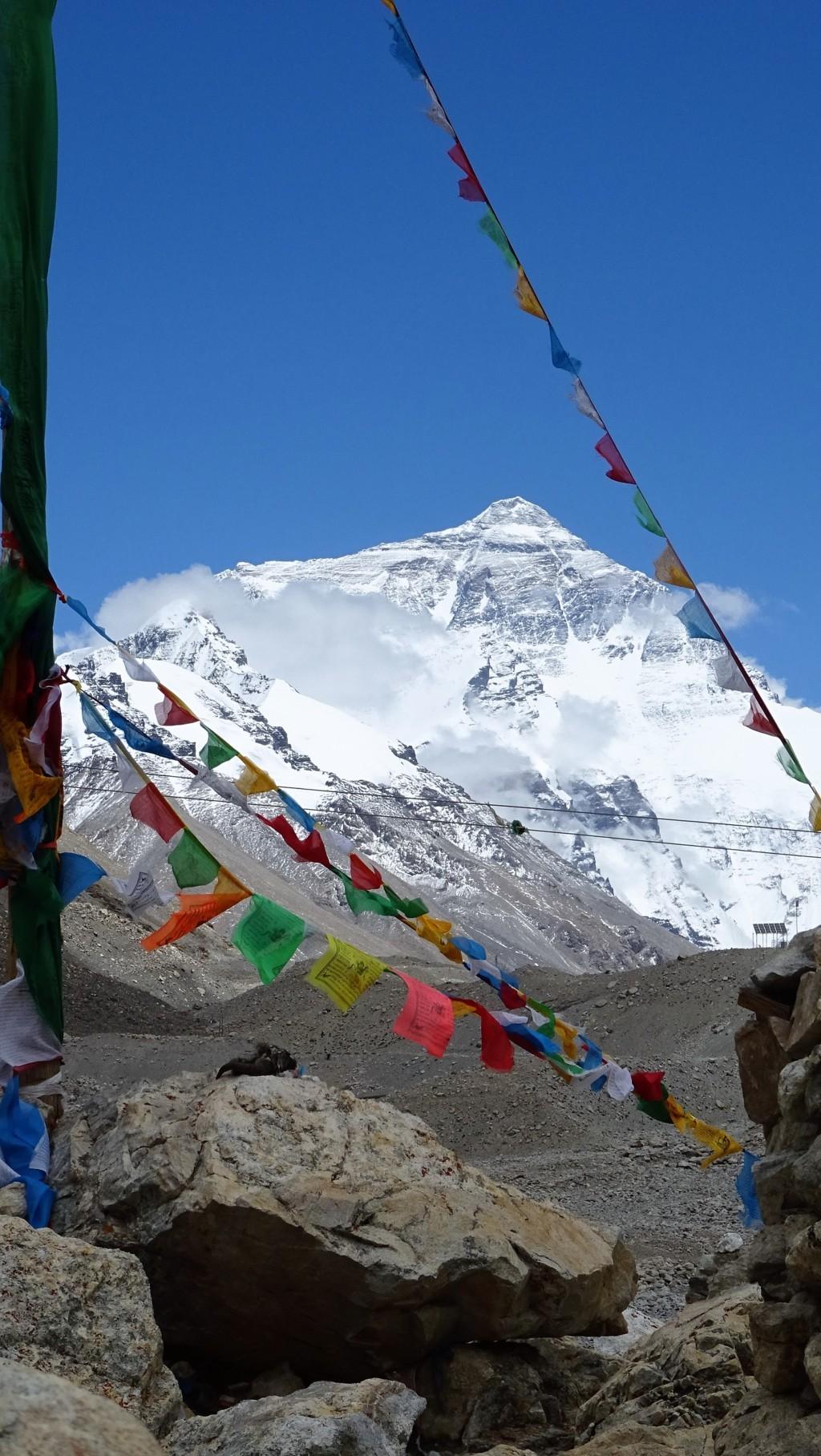 Camp de base Everest 9