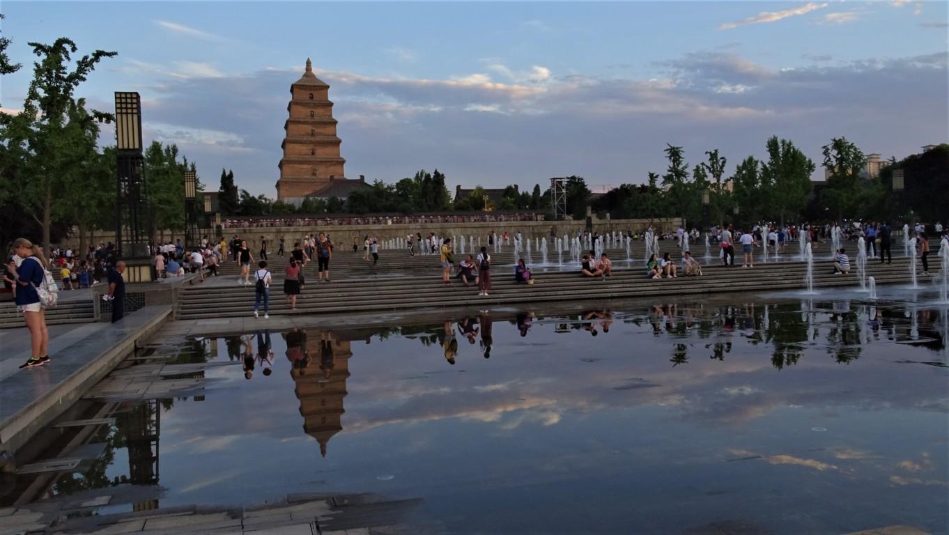 Grande pagode de l oie 3