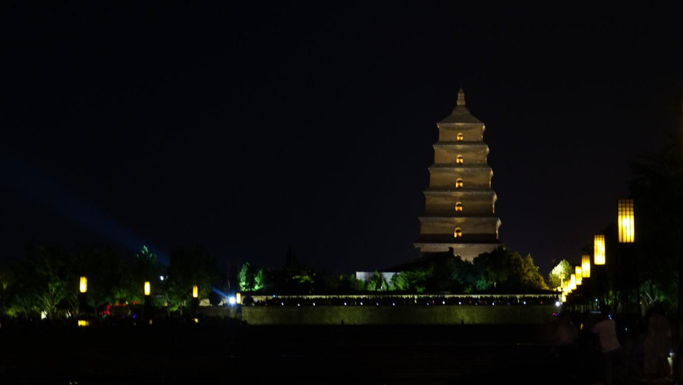 Grande pagode de l oie 7