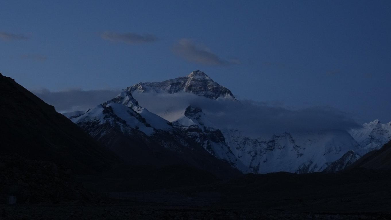Lever de soleil Everest 1