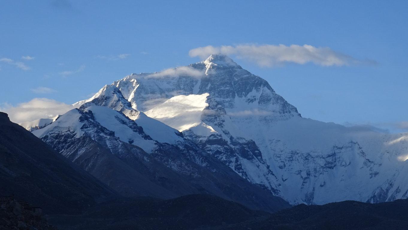 Lever de soleil Everest 10