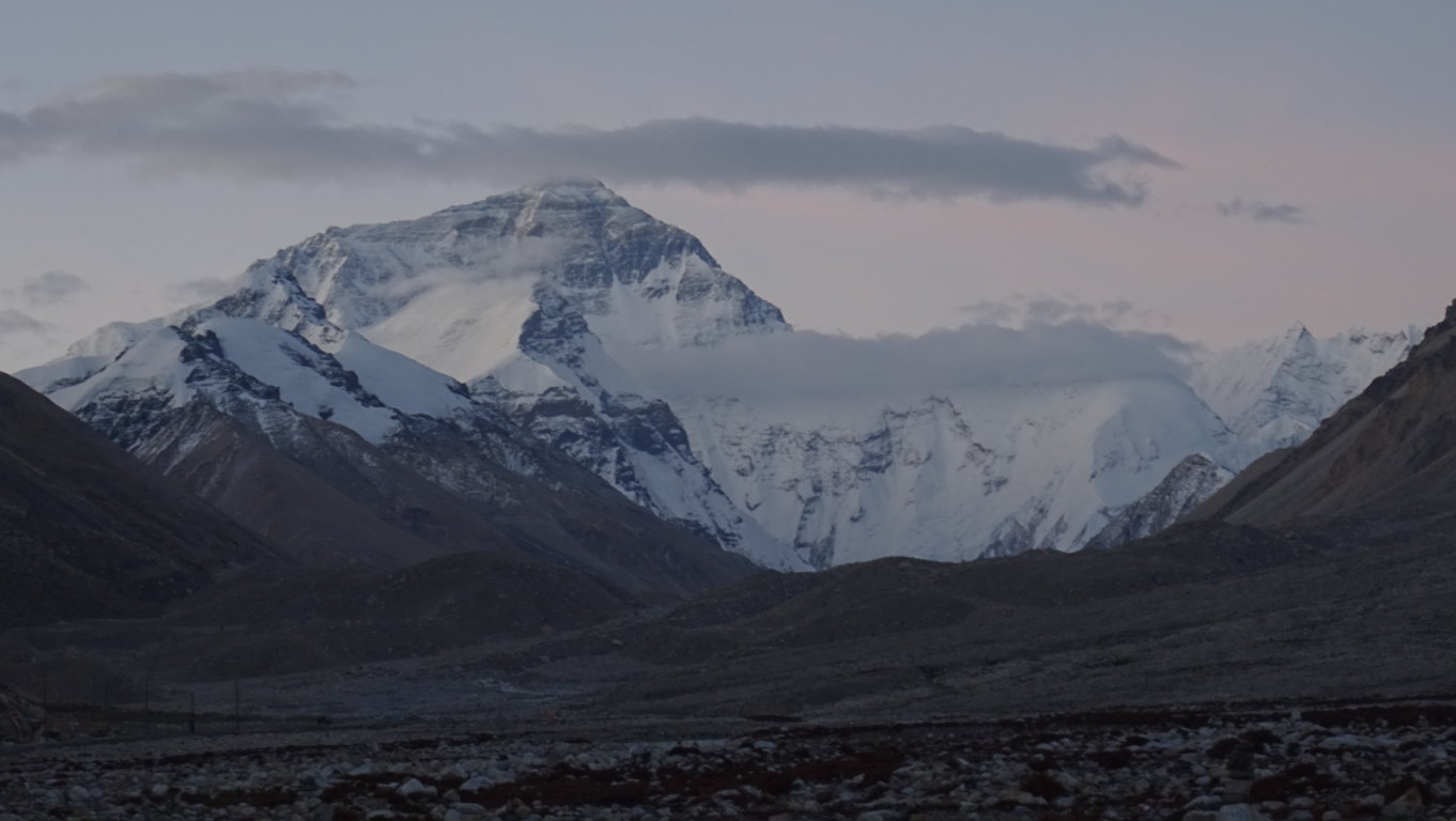 Lever de soleil Everest 3