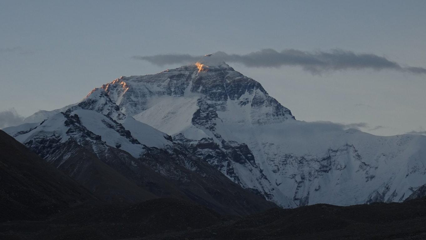 Lever de soleil Everest 4