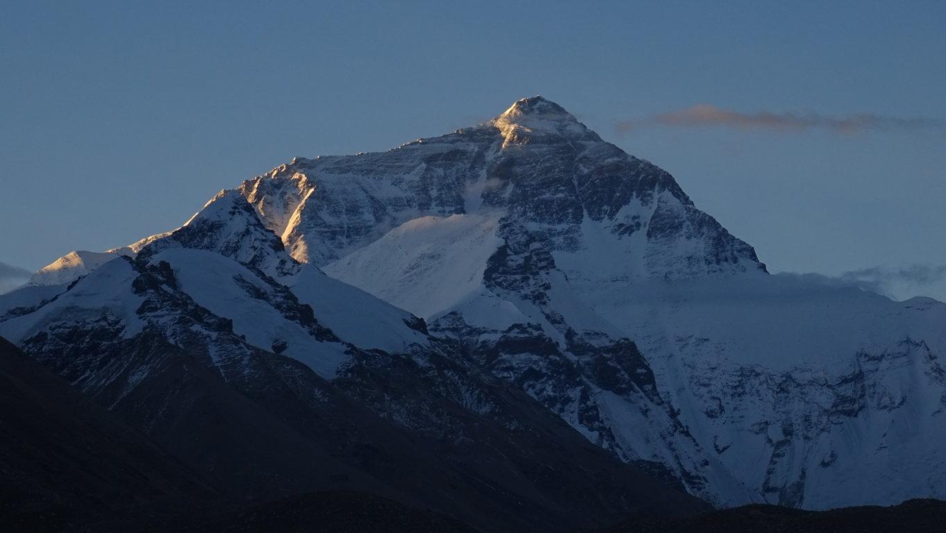 Lever de soleil Everest 5