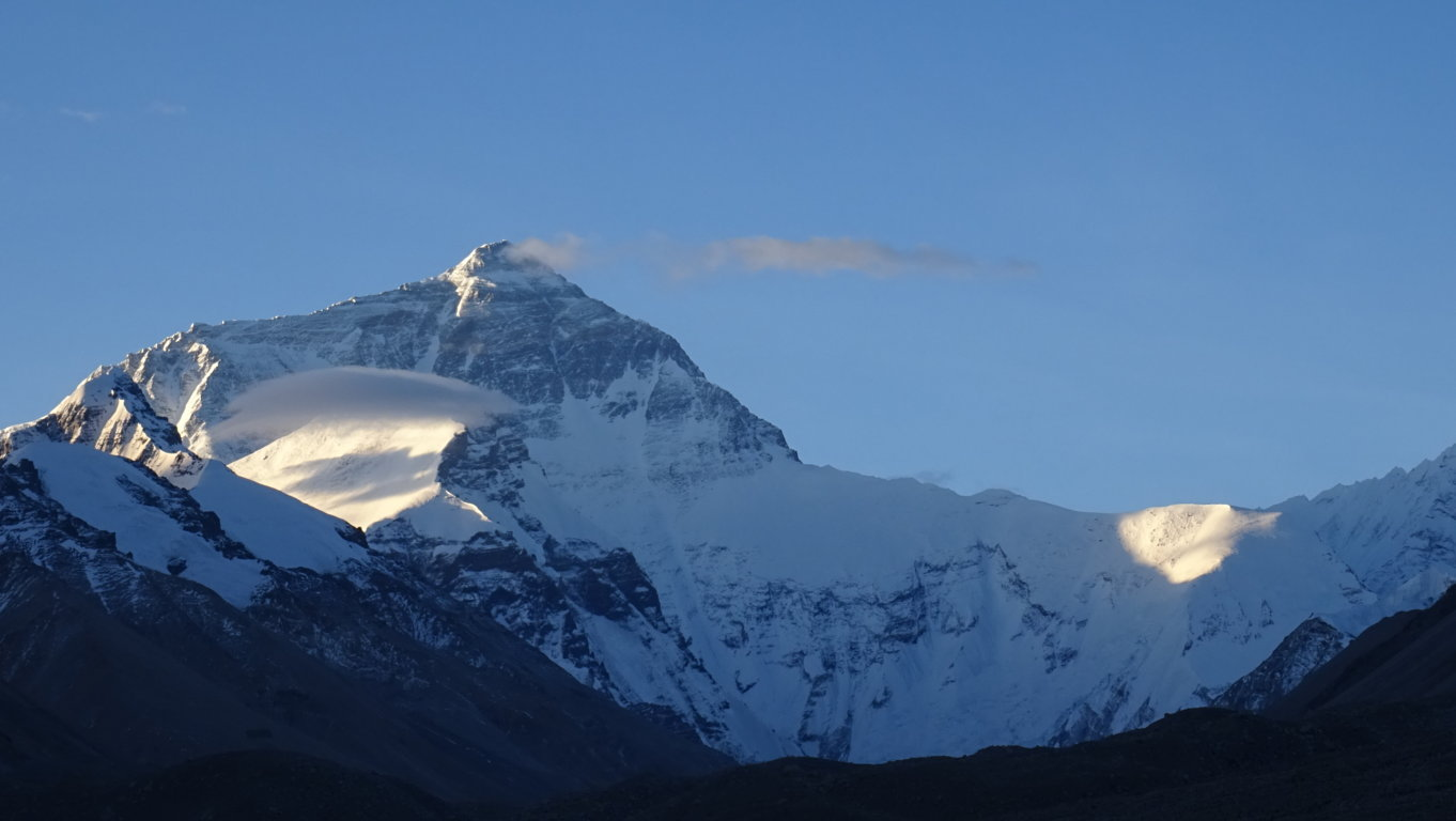 Lever de soleil Everest 6