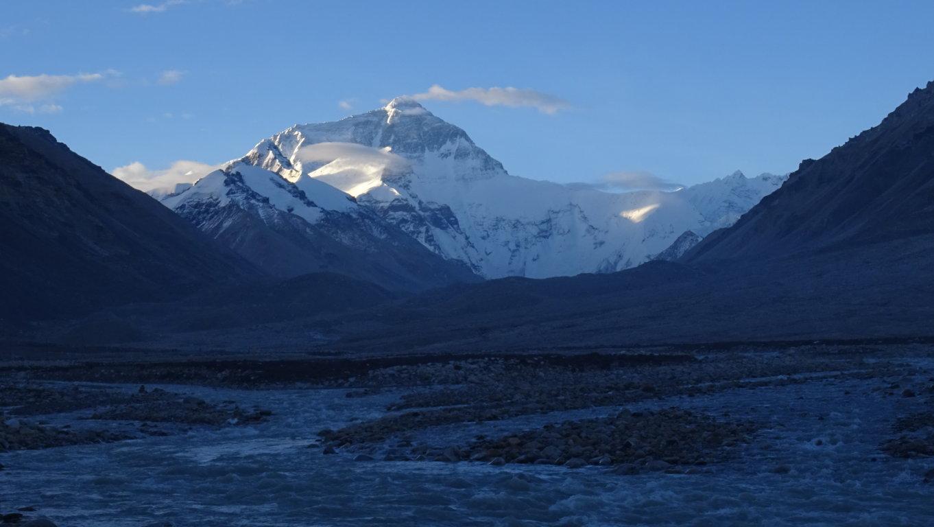 Lever de soleil Everest 7
