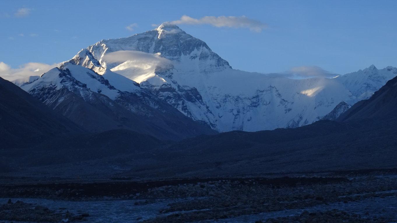 Lever de soleil Everest 8