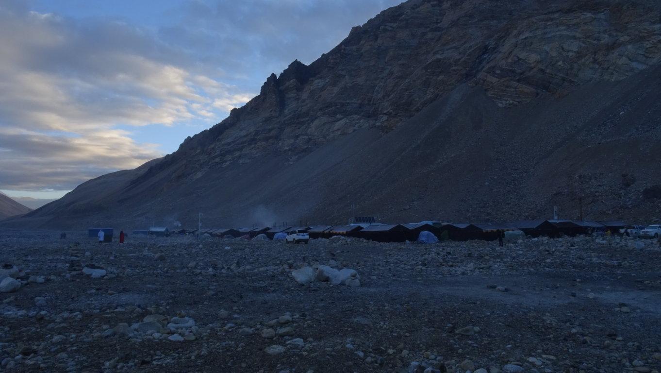 Lever de soleil Everest 9
