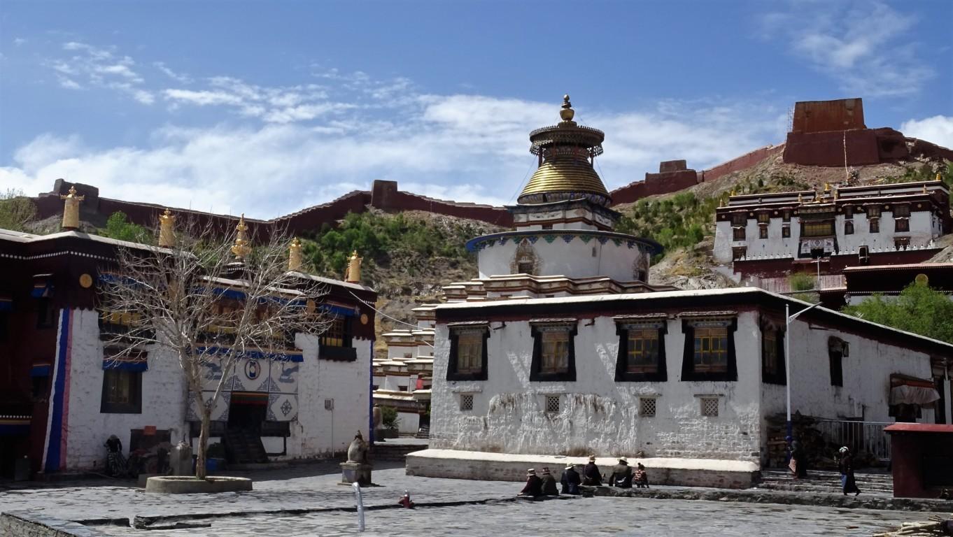 Monastère Palcho 3