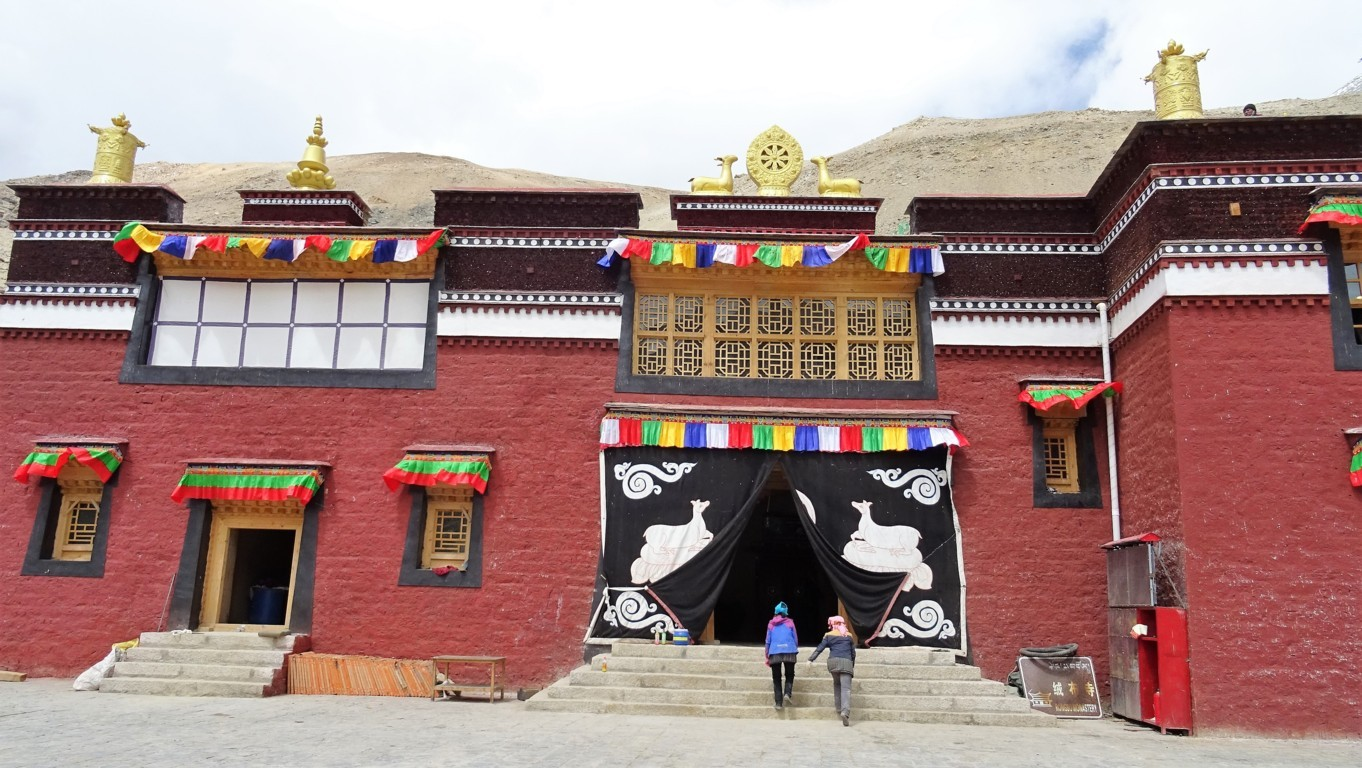 Monastère Rongbuk 1
