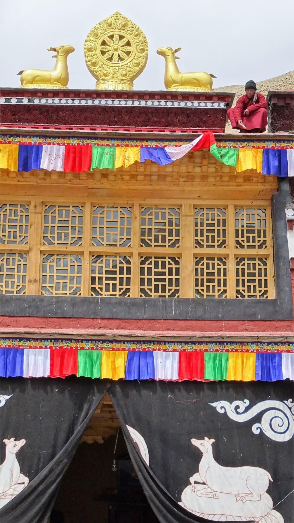 Monastère Rongbuk 2