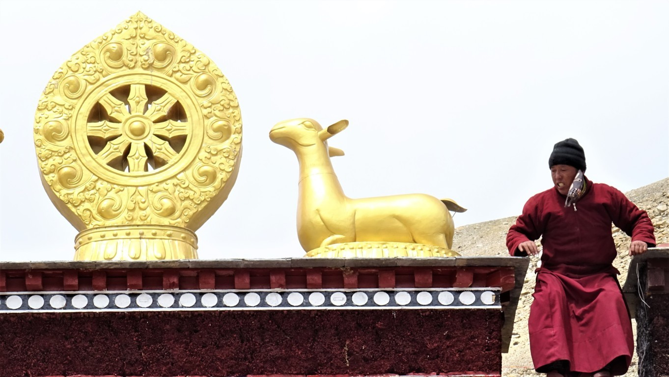 Monastère Rongbuk 3