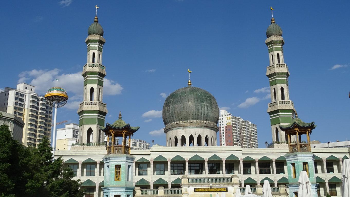 Mosquée Xining 2