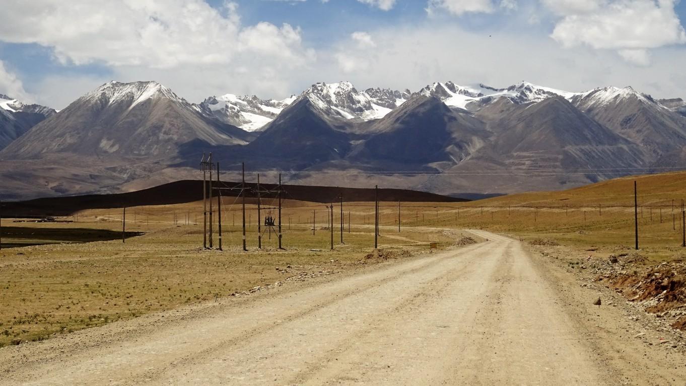 Route Namtso 4