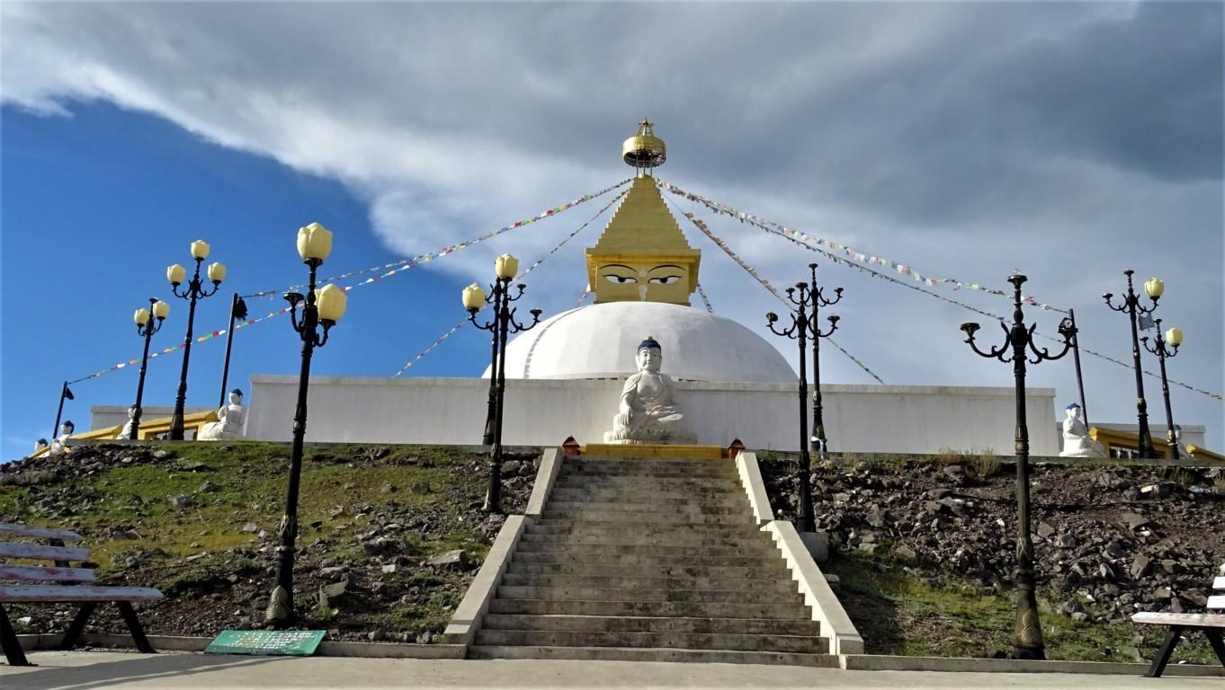 Road trip J1 monastère 1